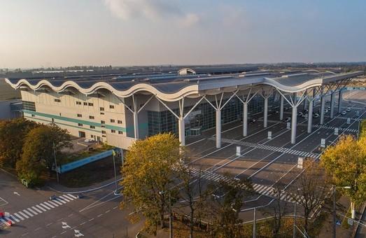 В аэропорту Одессы открыли первый «дьюти-фри»