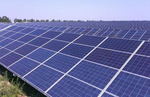 В Болградском районе идёт строительство солнечной электростанции