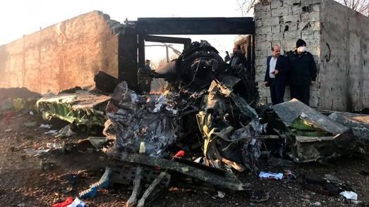 Авиакатастрофа в Иране: новые версии и их состоятельность