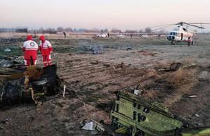 В Украине объявлен траур в связи со вчерашней авиакатастрофой