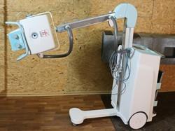 В Одессе для Еврейской больницы приобрели современный рентген-аппарат