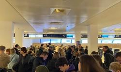 Одесситы застряли в аэропорту Неаполя из-за проблем с авиакомпанией