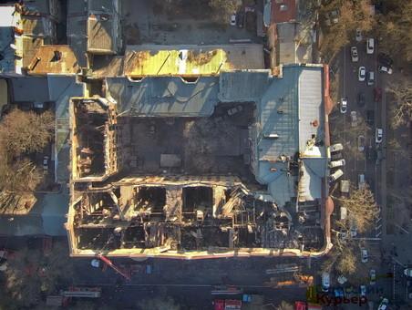 Дом Асвадурова перед реконструкцией планируют законсервировать