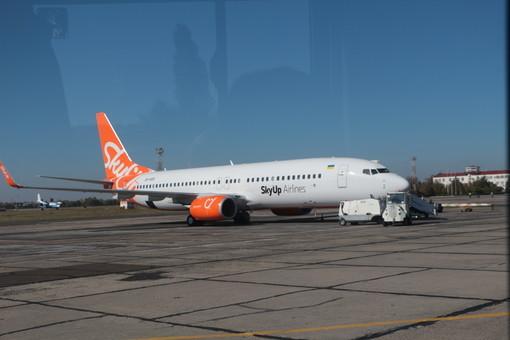 Авиакомпания SkyUp запустит из Одессы новые рейсы