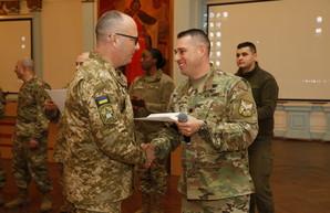 В Одессе прошёл тренинг для военных психологов
