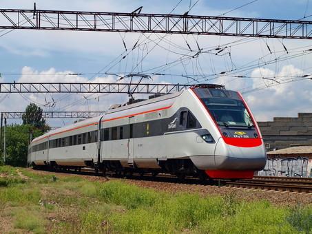 В столице опять заговорили о скоростном железнодорожном сообщении между Киевом и Одессой