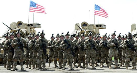 США перебросят в Европу 200-тысячный военный контингент