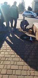Одесские коммунальщики проводят санитарный день в Малиновском районе