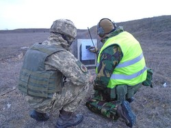 В Одесской области морские пехотинцы проходят боевую подготовку с британскими специалистами