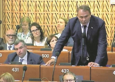 Российская делегация ПАСЕ в лицах: аморальная клоака в сердце Европы