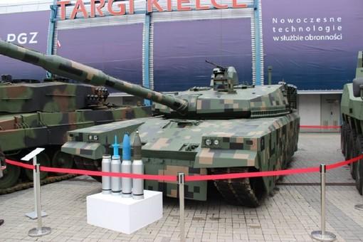 Польша задумалась о своём основном боевом танке