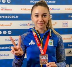 Одесские спортсмены вновь стали медалистами международных турниров