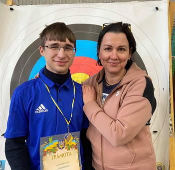 Одессит стал чемпионом Украины по стрельбе из лука