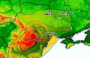 Землетрясение в Румынии докатилось до Одесской области