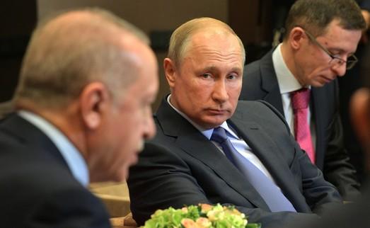 Россия потеряла Турцию как одного из основных импортеров газа
