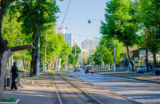В Одессе рассматривают варианты благоустройства Французского бульвара