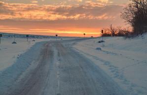 Дороги в Одесской области открыты, но света у многих до сих пор нет