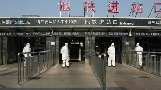 Коронавирус с каждым днём все больше подкашивает экономику КНР