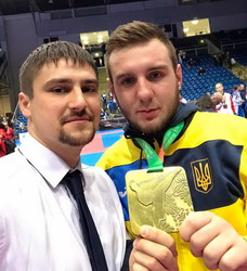 Одессит стал чемпионом Европы по каратэ