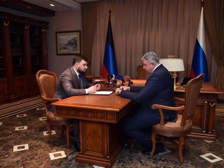 """Новый """"премьер-министр"""" так называемой """"ДНР"""" – ставленник ФСБ"""
