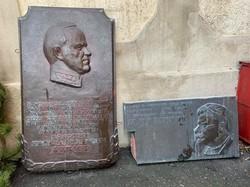 В Одессе демонтировали ещё одну мемориальную доску времён СССР