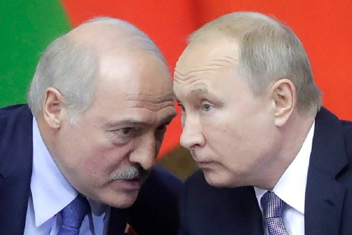 """""""Черная метка"""" Александра Лукашенко"""