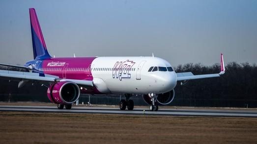 Авиакомпания WizzAir приостановит рейсы из Одессы до лета