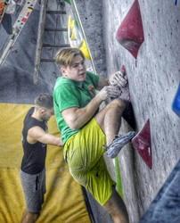 Одесские скалолазы привезли с всеукраинских соревнований четыре медали