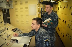 Курсанты Одесского мореходного колледжа завершили стажировку на кораблях ВМС ВС Украины
