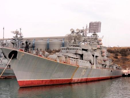 После ремонта на утиль: судьба российских военных кораблей
