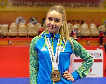 Победа в Дубае обеспечила одесской спортсменке олимпийскую лицензию