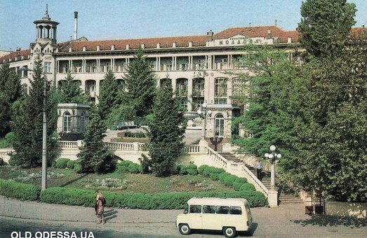 Здания одесского санатория «Молдова» выставят на аукцион