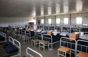Курсанты Одесской военной академии получили новую казарму