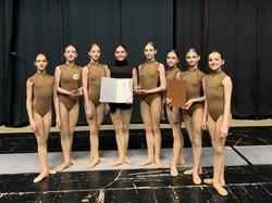Юные одесситы стали призёрами международного хореографического конкурса