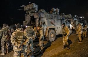 Контингент турецкой армии в Сирии стал одним из наиболее многочисленных и готовых к полномасштабным боевых действиям
