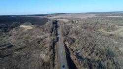 В Одесской области продолжают ремонтировать автодорогу Р-33