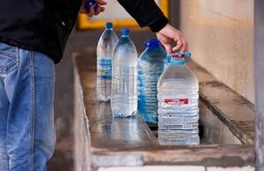 Качество воды в одесских бюветах будут проверять ежемесячно
