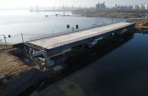 Строительство моста через Сухой лиман задерживается: Черноморск переложил ответственность на государство