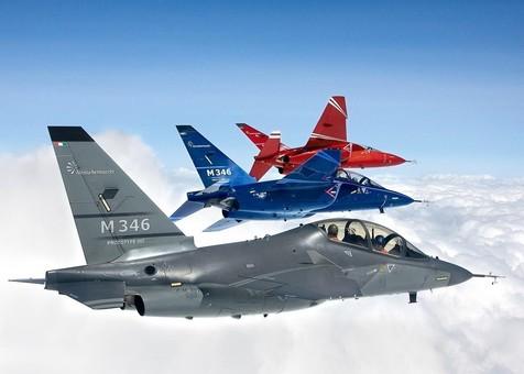 Занимательный выбор Азербайджана: учебно-боевой самолет М-346