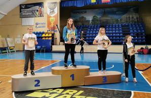 Одесская школьница победила на чемпионате Украины по стрельбе из лука