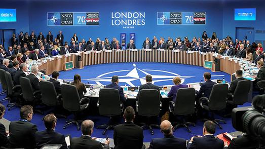 Европейцы испугалась России или о готовности граждан стран-членов НАТО воевать с ВС РФ