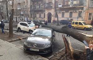124 населённых пункта в Одесской области по-прежнему лишены света из-за урагана