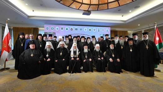 Слёт марионеток РПЦ в Аммане завершился тотальным разочарованием