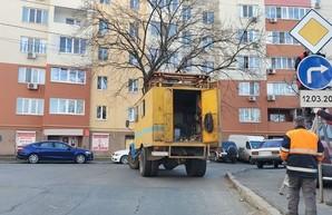 Движение на улице Пишоновской будет односторонним