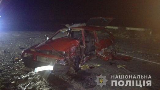 В Белгород-Днестровском районе произошло ДТП со смертельным исходом
