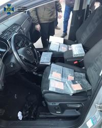 СБУ изъяла в порту «Южный» крупную партию кокаина из Латинской Америки
