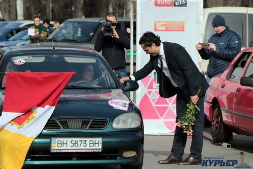 В Одессе пройдёт женское авторалли