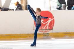 Одесситы завоевали четыре медали на всеукраинских соревнованиях по фигурному катанию