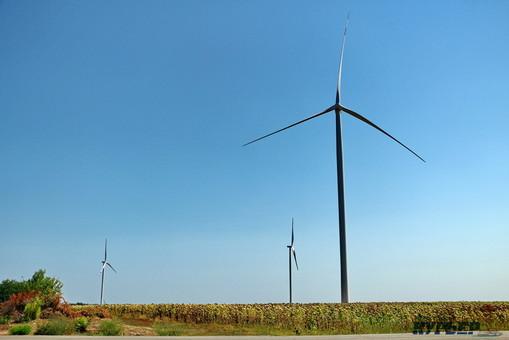 Немецкая компания поможет построить в Одесской области три ветроэлектростанции