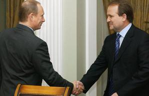 """Проект """"Виктор Медведчук"""" выводится на 2-й этап кремлевской игры"""